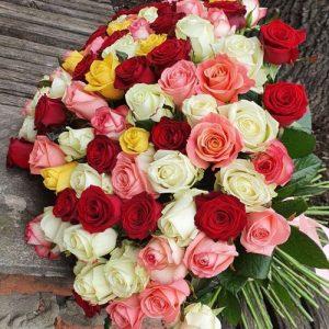 101 роза в хмельницком