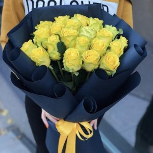 желтые розы Хмельницкий