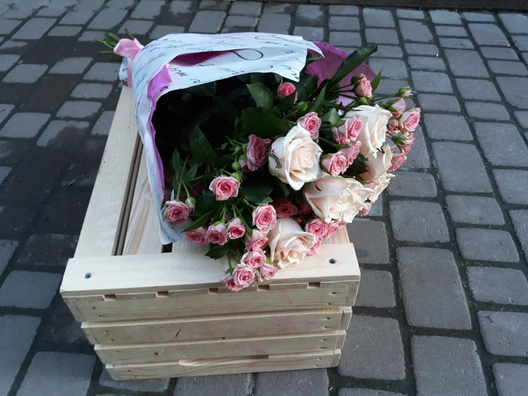 Доставка цветов в хмельницком, 121