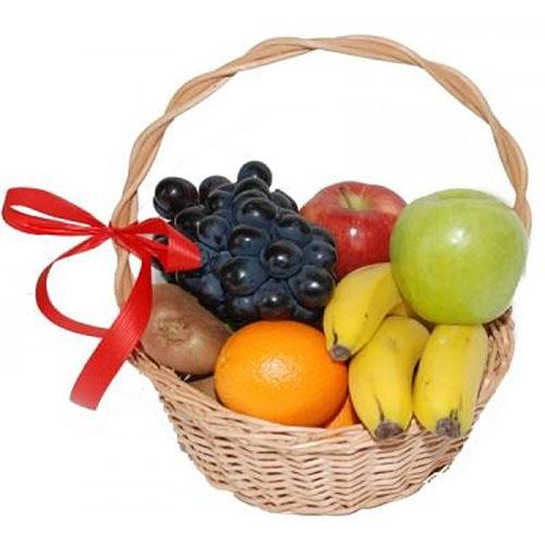 товар Малая корзина фруктов