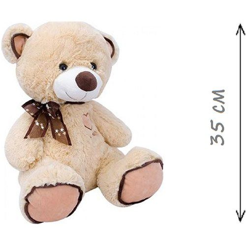 Плюшевий Ведмедик (35 см) фото