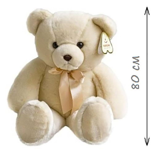 Ведмедик (80 см) фото іграшки