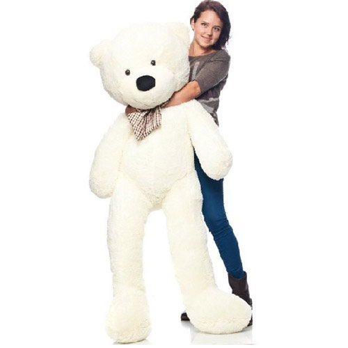 Ведмедик зростом з людину фото товару