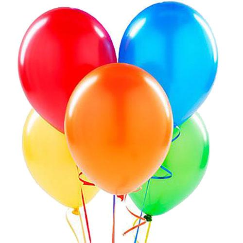 фото товару 5 повітряних кульок