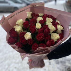 букет троянд хмельницький