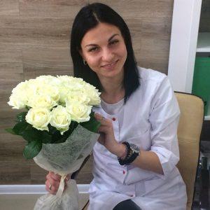 букет білих роз у Хмельницькому